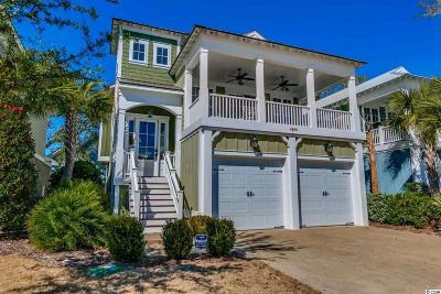 North Myrtle Beach Single Family Home For Sale: 4980 Salt Creek Ct.