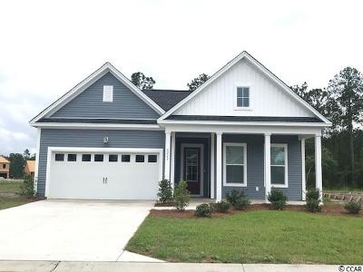 Myrtle Beach Single Family Home Active Under Contract: 6223 Chadderton Circle