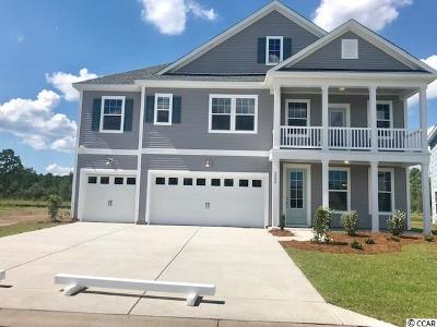 Myrtle Beach Single Family Home Active Under Contract: 6200 Chadderton Circle