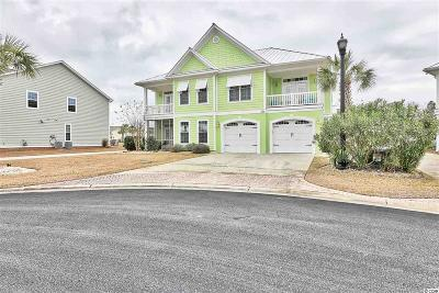 Surfside Beach Single Family Home Active Under Contract: 413 Salt Kettle Bay Ct.