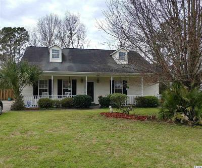 Little River Single Family Home Active Under Contract: 3820 Mallard Way