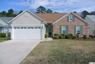 Murrells Inlet, Garden City Beach Single Family Home Active Under Contract: 1444 Winged Foot Ct.