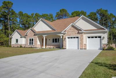 Myrtle Beach Single Family Home For Sale: 4261 Congressional Dr.