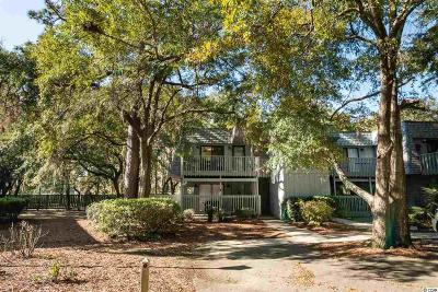 Pawleys Island Condo/Townhouse For Sale: 118 Salt Marsh Circle #25 L