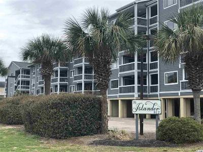 Surfside Beach Condo/Townhouse Active Under Contract: 812 S Ocean Blvd. #G-2