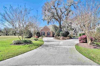 Pawleys Island Single Family Home For Sale: 41 Tralee Loop