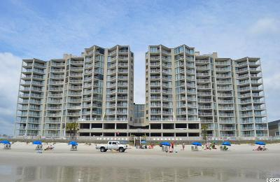 Garden City Beach Condo/Townhouse For Sale: 1990 N Waccamaw Dr. #704
