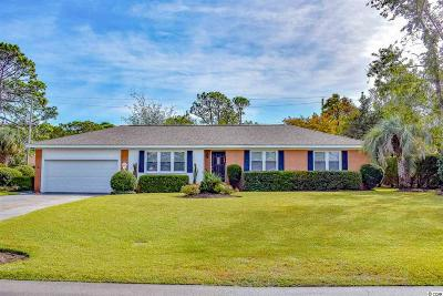 Myrtle Beach Single Family Home For Sale: 7616 Glenwood Dr.