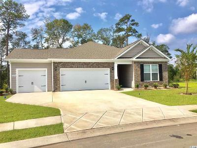 Myrtle Beach Single Family Home Active Under Contract: 5239 Stockyard Loop