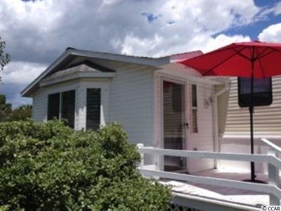 North Myrtle Beach Mobile/Manufactured For Sale: 5400 Little River Neck Rd.