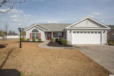 Conway Single Family Home For Sale: 1108 Alcazar Ct.