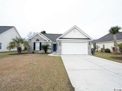 Myrtle Beach Single Family Home For Sale: 199 Sugar Mill Loop