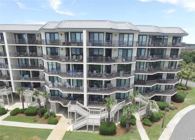 Pawleys Island Condo/Townhouse For Sale: 341 S Dunes Dr. #C-35