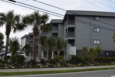 North Myrtle Beach Condo/Townhouse For Sale: 6000 N Ocean Blvd. #209