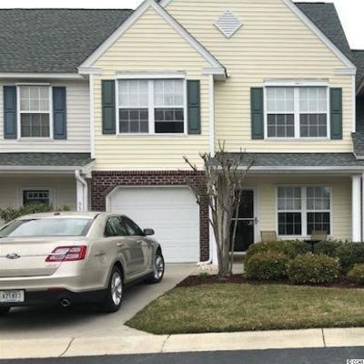 Murrells Inlet SC Condo/Townhouse For Sale: $172,721