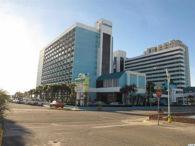 Myrtle Beach Condo/Townhouse For Sale: 1501 S Ocean Blvd. #240