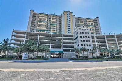 North Myrtle Beach Condo/Townhouse For Sale: 201 S Ocean Blvd. #1202