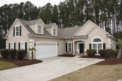 North Myrtle Beach Single Family Home For Sale: 5702 Seabird Ct.