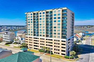 North Myrtle Beach Condo/Townhouse For Sale: 4103 N Ocean Blvd. #306