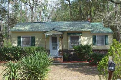 Conway Single Family Home Active Under Contract: 508 Pearl St.