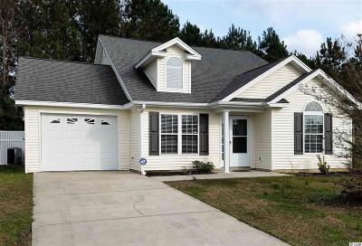 Myrtle Beach Single Family Home For Sale: 206 Fox Squirrel Dr.