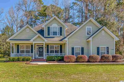 Pawleys Island Single Family Home Active Under Contract: 699 Fieldgate Circle
