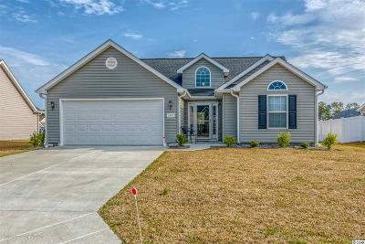 Surfside Beach Single Family Home For Sale: 1212 Cayuga Ct.