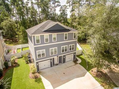 Myrtle Beach SC Single Family Home For Sale: $440,900