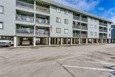 North Myrtle Beach Condo/Townhouse For Sale: 6001 North Ocean Blvd. #344