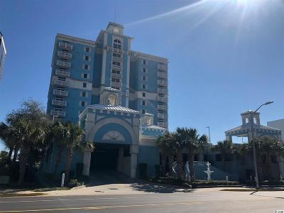 Myrtle Beach Condo/Townhouse For Sale: 2709 S Ocean Blvd. #1202