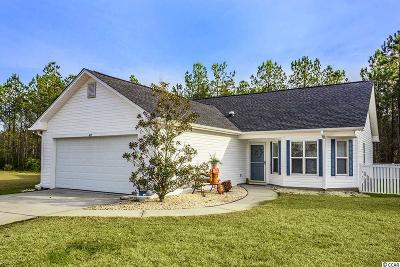 Little River Single Family Home For Sale: 405 Cordgrass Ln.