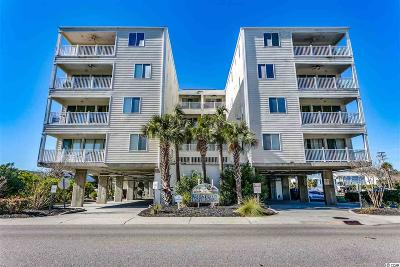 North Myrtle Beach Condo/Townhouse For Sale: 4604 Ocean Blvd. S #3-C