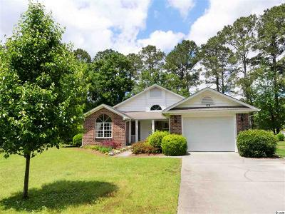 Pawleys Island Single Family Home For Sale: 179 Mackinley Circle