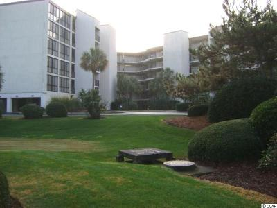 Pawleys Island Condo/Townhouse Active Under Contract: 293 S Dunes Dr.