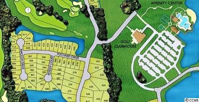Georgetown County, Horry County Residential Lots & Land For Sale: Lot 23 Wood Stork Dr.