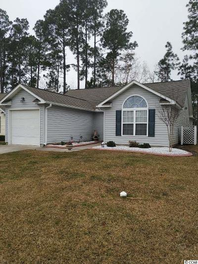 Myrtle Beach Single Family Home For Sale: 6486 Royal Pine Dr.