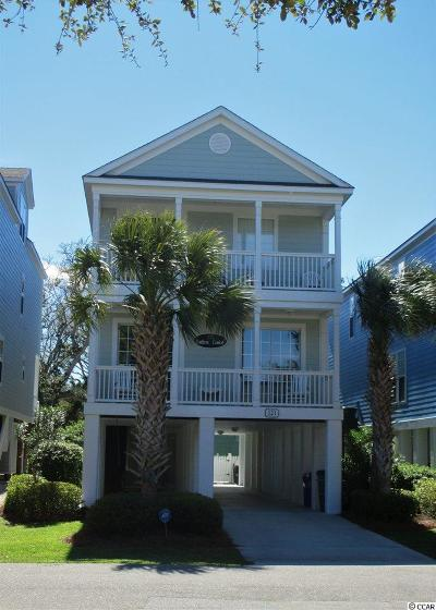 Surfside Beach Single Family Home For Sale: 121 N 14th Ave