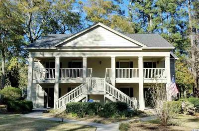 Pawleys Island Condo/Townhouse For Sale: 110-1 Stillwood Dr. #1