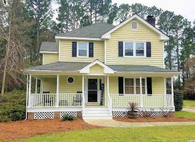 Georgetown County Single Family Home Active Under Contract: 116 Great Lakes Rd.