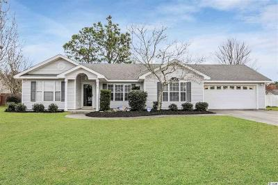 Conway Single Family Home Active Under Contract: 510 Crusade Circle