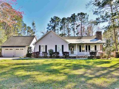 Georgetown County, Horry County Single Family Home For Sale: 57 River Birch Ln.