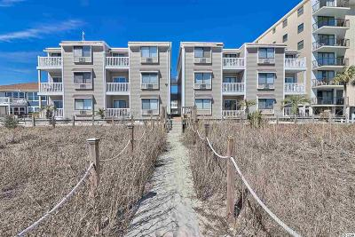 North Myrtle Beach Condo/Townhouse For Sale: 2203 S Ocean Blvd. #D-3
