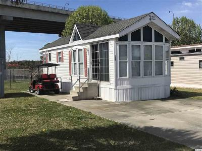North Myrtle Beach Mobile/Manufactured For Sale: 133 Riptide Circle