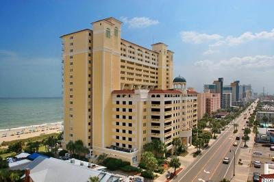 Myrtle Beach Condo/Townhouse For Sale: 2000 Ocean Blvd. #1705