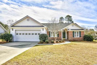 Conway Single Family Home For Sale: 111 Furman Circle
