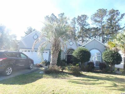 Myrtle Beach Single Family Home For Sale: 484 Blackberry Ln.