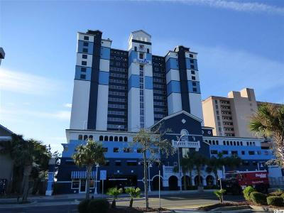 Myrtle Beach Condo/Townhouse For Sale: 2201 S Ocean Blvd. #1606