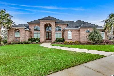 Murrells Inlet Single Family Home For Sale: 409 Silver Creek Ln.