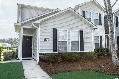 Conway Condo/Townhouse Active Under Contract: 320 Kiskadee Loop #320-A