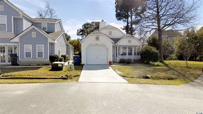 Myrtle Beach Single Family Home For Sale: 115 Whitehaven Ct.